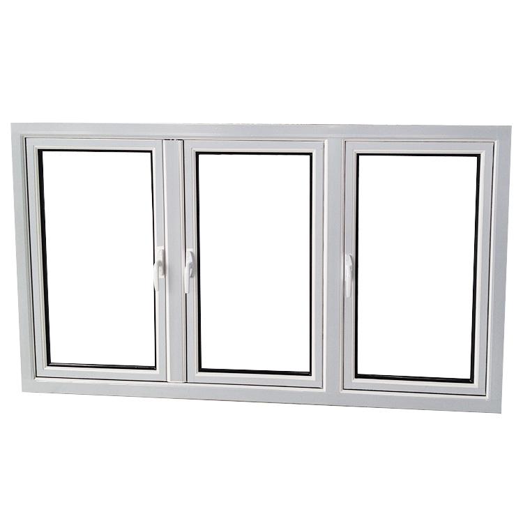 Nice quality Australian Standard Aluminum Frame AS2047  Hinged window