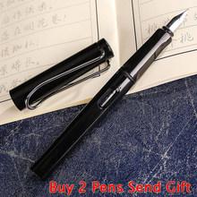 Лидер продаж, фирменные деловые мужские чернильные ручки Al Star, Высококачественная перьевая ручка для письма, купите 2 ручки, отправка в пода...(Китай)