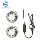 Fan Controller Switch For Woking Clothes 4 Modes Power Control Switch 7.4V/3A