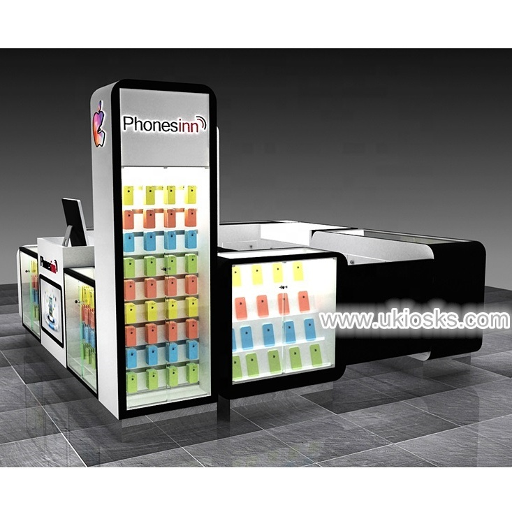 Mobile phone repair stand | display kiosk | retail booth in the mall | for sale