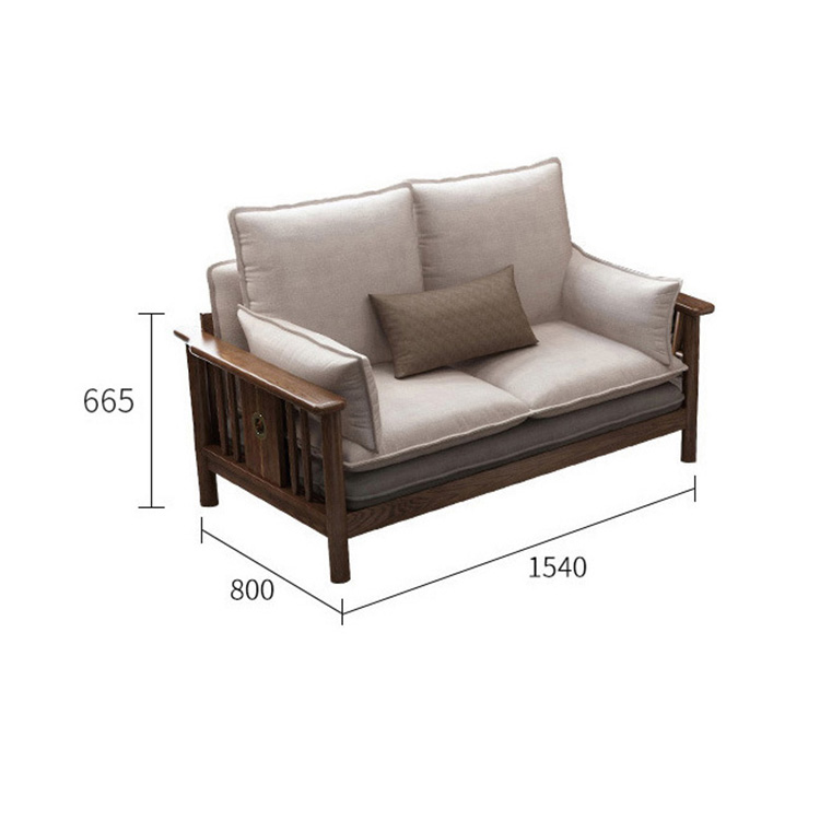 product-natural wooden sofa full corner couch wood base modern couches large sectional fair price bl-2
