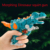 Deformed dinosaur squirt gun baby trumpet water spray mini squirt gun for children children's stall small toy gun