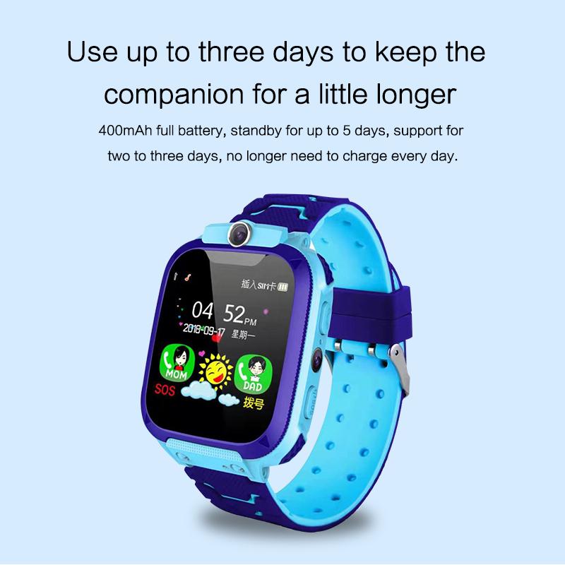 Sports Watch 2019 Original Factory Kids Z5 Smart Watch 2 4G All Can Provide Gps Sim Watch Tracker With Sim Card Child Best Gift