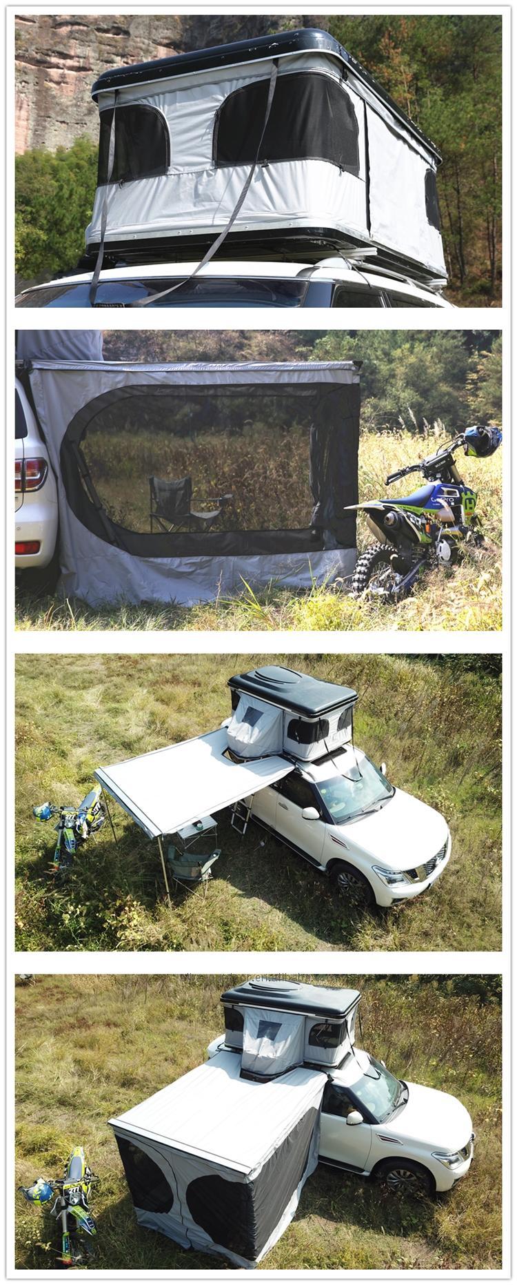 Goedkope en hoge kwaliteit craigslist canvas tenten ultralight 2 persoon gebruikt roof top tent te koop