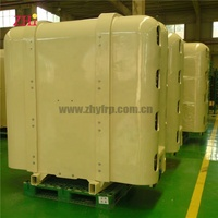 OEM Customized FRP Composite Fiberglass Truck Spare Parts