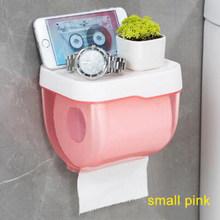 Держатель для туалетной бумаги для ванной комнаты, держатель для полотенец, настенный пластиковый держатель для туалетной бумаги, держател...(Китай)