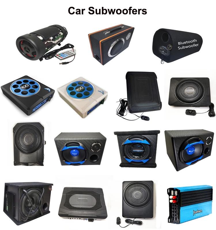 Hot Selling Subwoofers 12 car Speaker Car audio subwoofer
