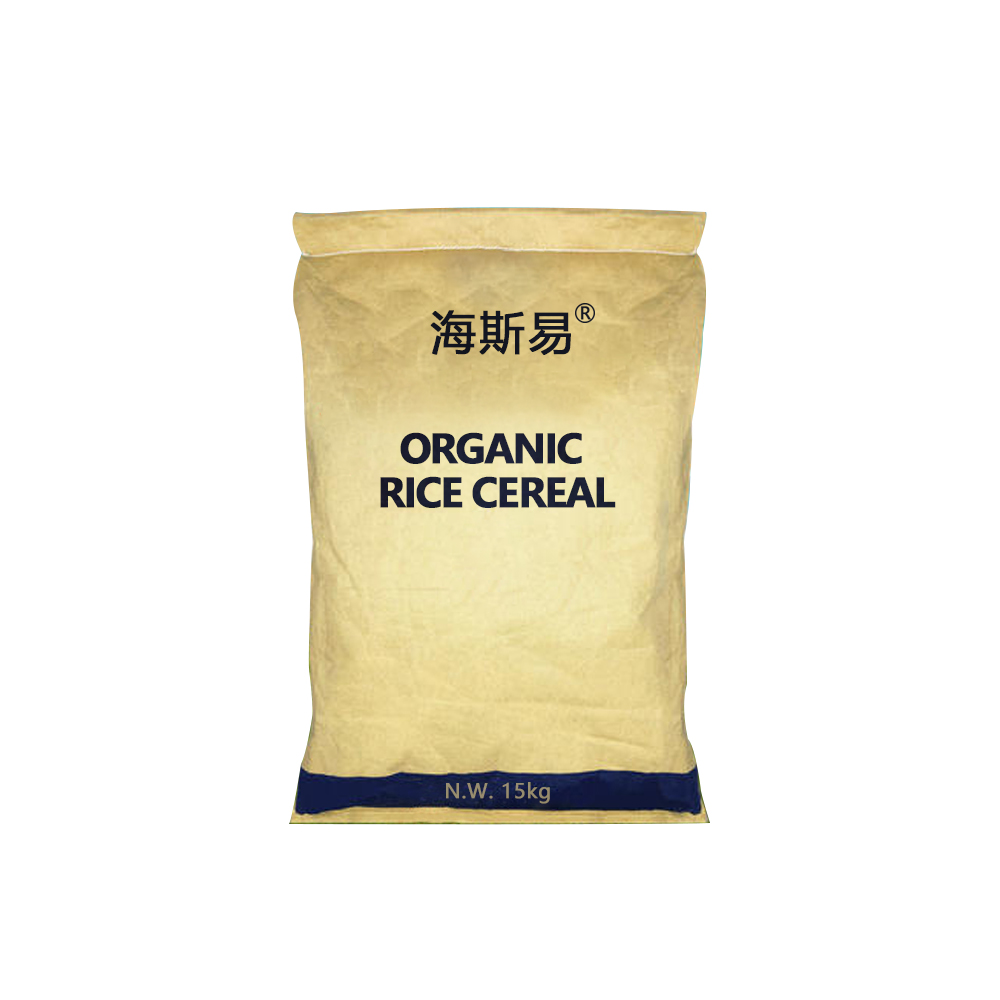 cereal food Organic baby cereal infant nutrient rice flour Rice cereal Meal Baby food