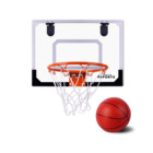 Mini Basketball Hoop and Balls 17.8x 14 Basketball Hoop for Door Set - Indoor Mini Basketball Game for Kids