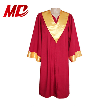 Graduation Gown with Sleeve