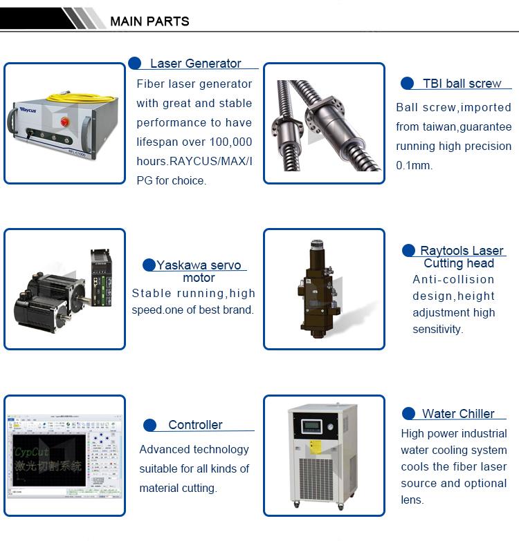 H5fd4d6ac0f46448599abc87e49febbe61 - Small business cnc metal cutter machine 4x3 feet fiber laser cutting machine for metal mini