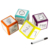 Most Popular Sponge Foam Pocket Cubes for Kids Learning Activity Education PU Foam Dice with Pocket
