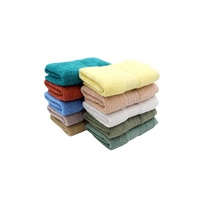 China supplier wholesale bulk cheap custom gift cotton terry advertising towel