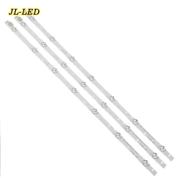 New model hot selling tv backlight led strip light flexible manufacturer for samsung 32 inch 7 led TV bar strip