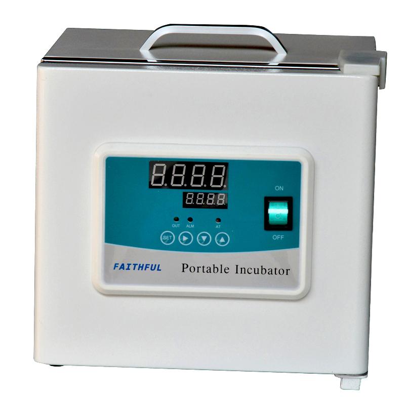 Laboratory Portable incubator, lab incubator with PID intelligent