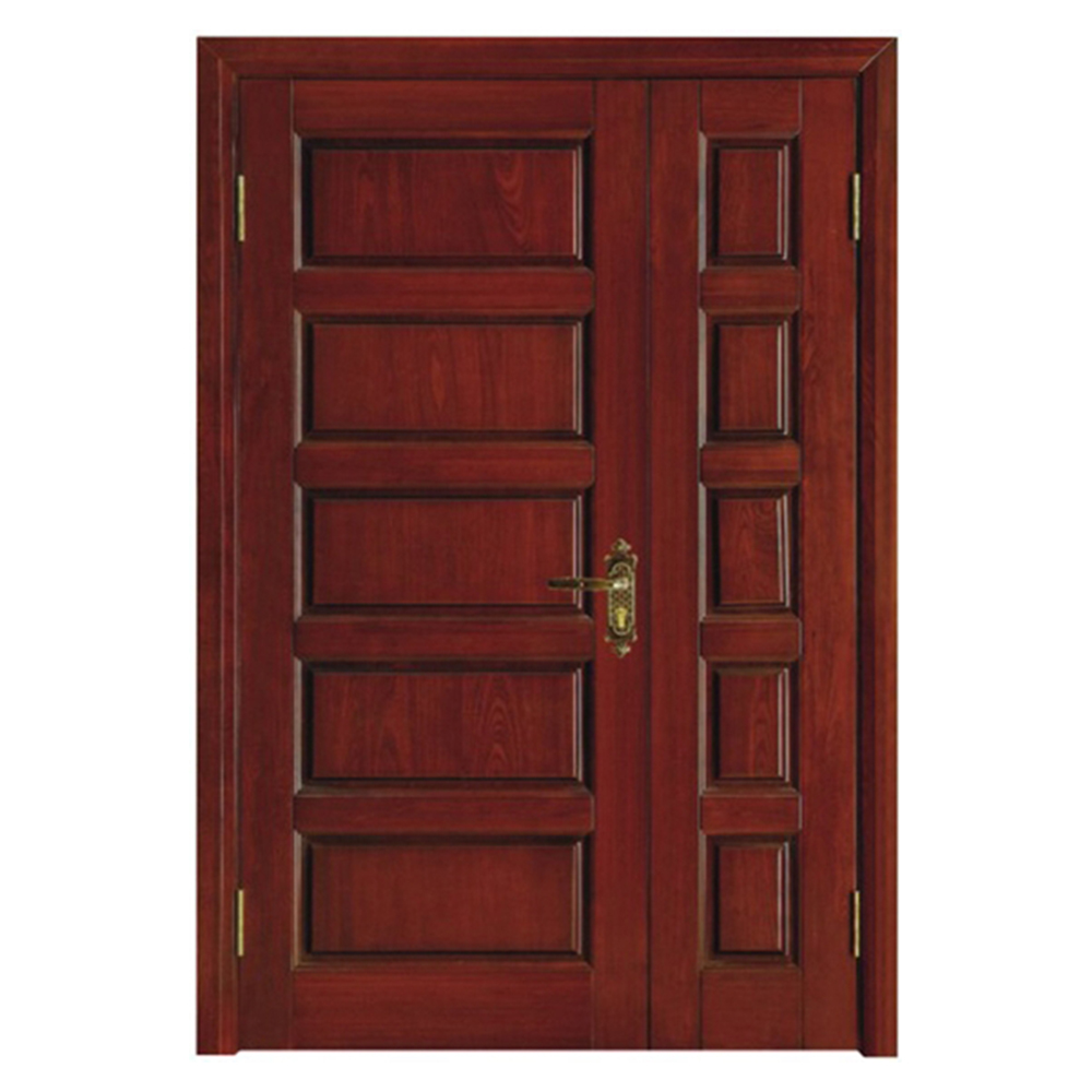 Customized Interior Solid Wooden Door Panel