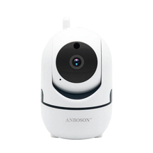 <span class=keywords><strong>360</strong></span> <span class=keywords><strong>Panorama</strong></span> Baby Smart PTZ HD Mini Spy Keamanan Nirkabel WIFI IP Kamera CCTV