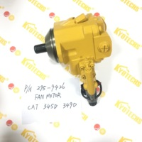 KYOTECHS MACHINERY PARTS 295-9426 2959426 FAN MOTOR FOR CAT345D CAT349D EXCAVATOR