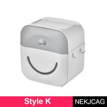 Бесплатная доставка, водонепроницаемый настенный держатель для туалетной бумаги, полка, поднос для туалетной бумаги, коробка для хранения ...(Китай)