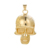 pendant-199 xuping wholesale gold men jewelry stainless steel skull pendant for halloween gift