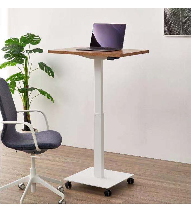 Individual Sit Stand  Office Computer Tech Desks Standing  Intelligent Adjustable  Desk