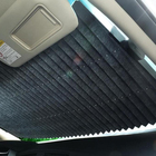 Factory Custom Design No-woven Foldable Window Car Sunshade