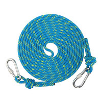 Climbing Rope 20M Outdoor Rock Lanyard Diameter 12mm High Strength Safety Camping equipment