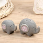 wholesale chinese wedding supplies elephant salt and pepper shaker wedding gift