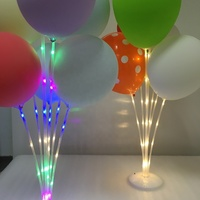 Party Supplies Birthday Wedding Table Balloon Stand Balloon Decorations Party Accessories Balloon Stand with Base