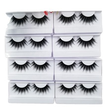 Großhandel Private Label Lash Verpackung Box 25mm wimpern Anbieter Handgemachte mikiwi Real Nerz Wimpern 3d Nerz Wimpern