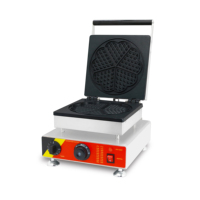 Commercial Baking Equipment Kitchen Equipment Electric Waffle Machine Waffle Making machine