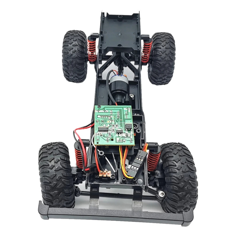 MN-99S RC Hobby Car 2.4G 4WD RTR Model 1/12 Crawler
