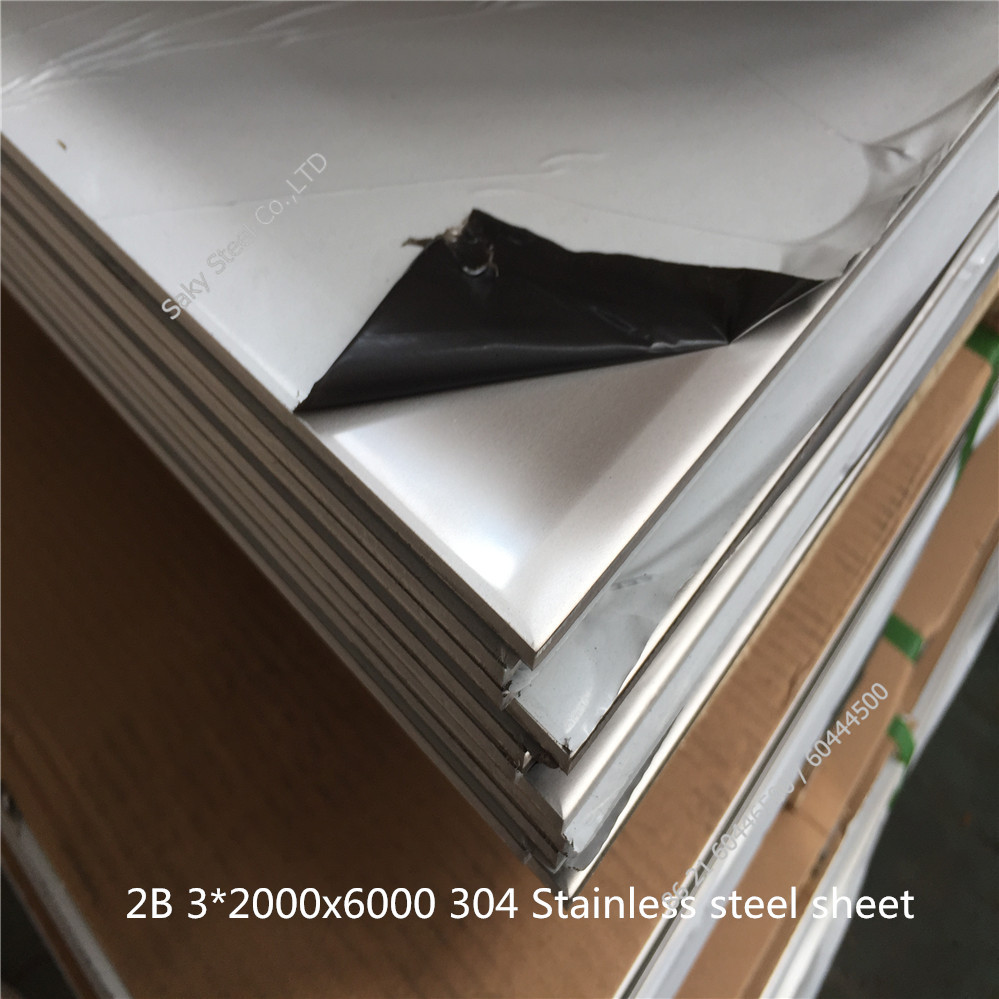 Factory ASTM JIS SUS 201 202 301 304 304l 316 316l 310 410 430 Stainless Steel Sheet/Plate/Coil/Roll 0.1mm~50mm