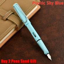 Горячая продажа бренд Al Star Бизнес Мужская чернильная авторучка офисная ручка для подписи для студента ручка купить 2 ручки отправить подаро...(Китай)