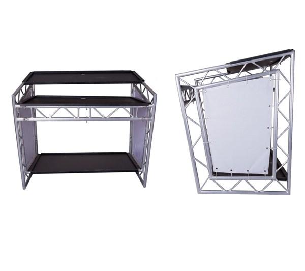 알루미늄 DJ 테이블 대한 주도 빛으로 판매 나이트 클럽