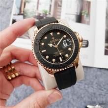 Топ люксовый бренд WINNER черные часы Мужские Женские повседневные мужские часы деловые спортивные военные часы из нержавеющей стали 598(China)