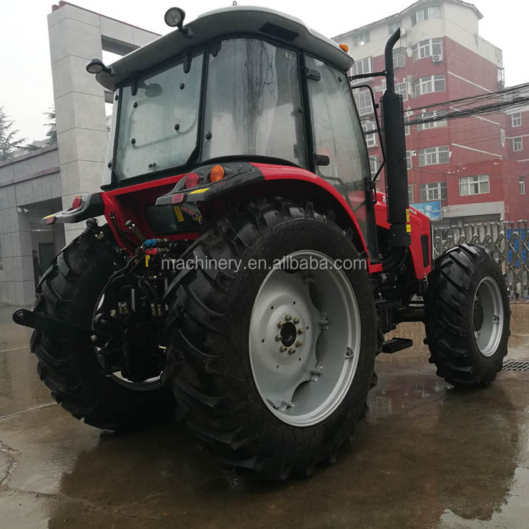 Chinese Tractor Mini Farm Truck Tractor Trailer LT1304 130HP