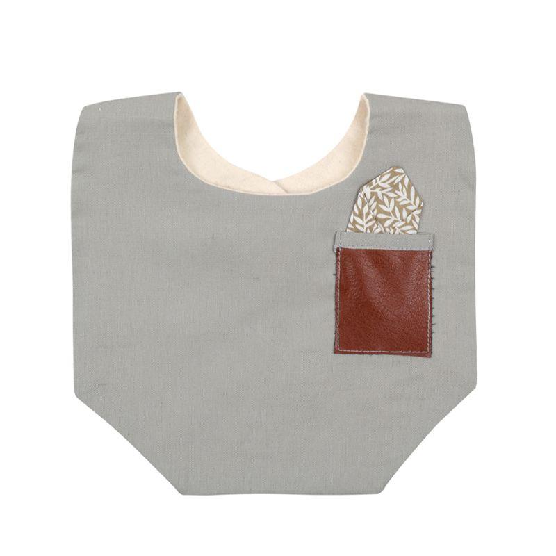 Baby Feeding Bibs Cotton Newborn Gentleman Bibs Cute Burp Cloth Infant Saliva Towels Boys Bandana Apron