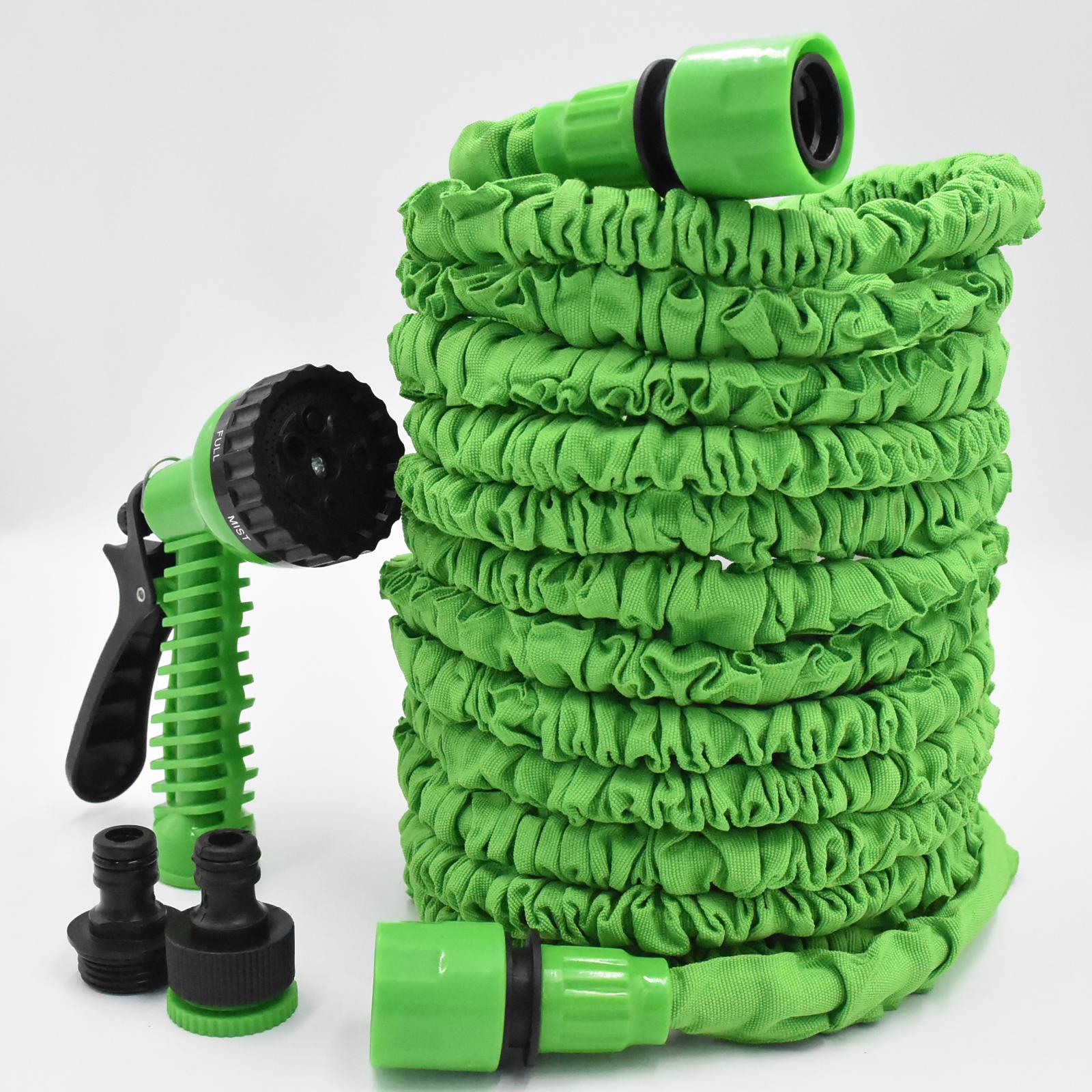 Quality expandable garden hose 50ft 75FT 100FT 150FT magic hose promotion high pressure snake garden magic water hose