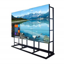 4K midisplay <span class=keywords><strong>bezel</strong></span> 700 nits deed panel <span class=keywords><strong>tft</strong></span> lcd video wall controller 3x3