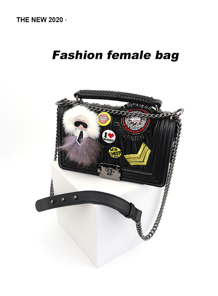 2020 New Style Latest Female Custom Ladies Handbag Clutch Bags Women Purse Ladies Lady Fashion Purses And Handbags For Women