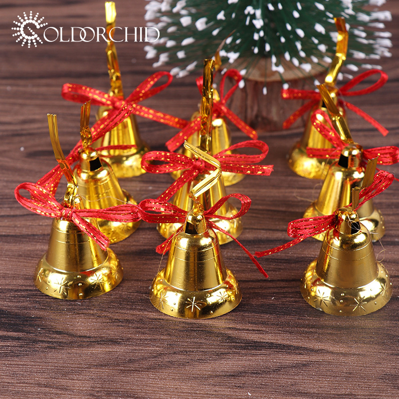 Kerstboom Decoratie Plastic Kerst Opknoping Jingle Bells