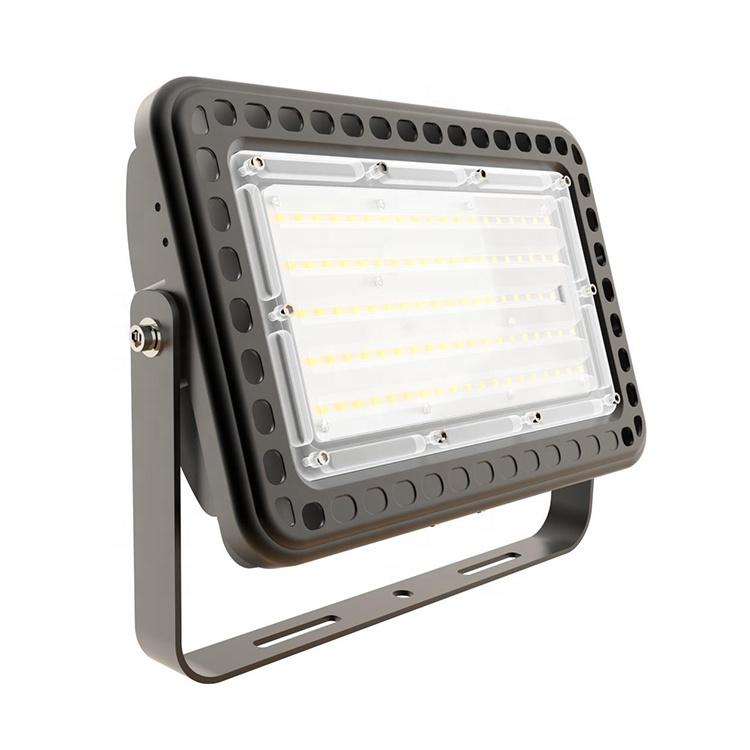 Outdoor IP65 Garden Security 20W 30W 50W 80W Solar Powered Led Flood Light