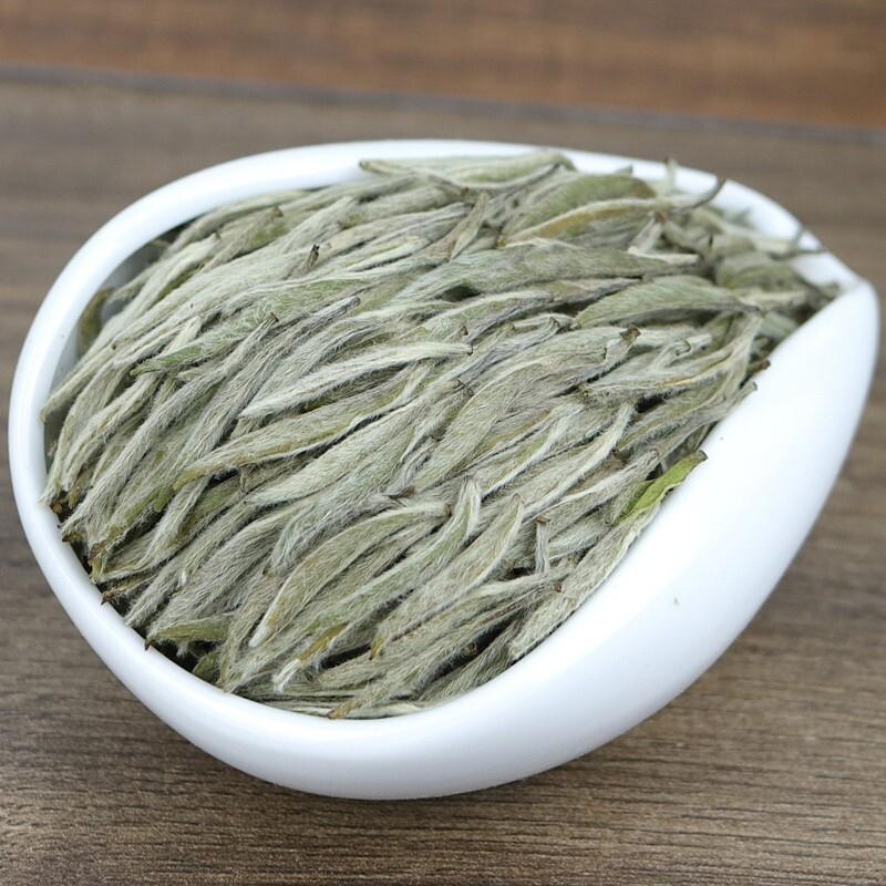 Top Quality Chinese Organic White Tea Silver Needle Bai Hao Yin Zhen Tea - 4uTea | 4uTea.com
