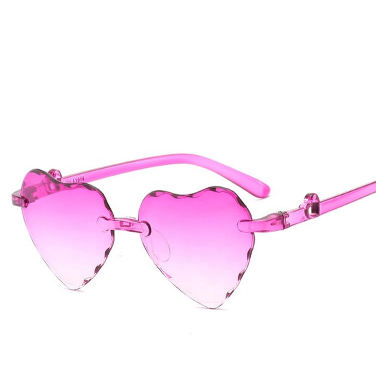 2020 Kids Classic Fashion Sunglasses Baby Girls Lovely Gradient Brand Sunglasses