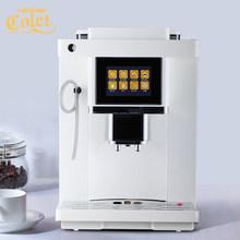 1300W 19Bar полностью автоматическая кофемашина с сенсорным экраном умная причудливая кофемашина итальянская Мясорубка кофемашина(Китай)