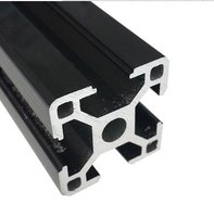 t t-slot 6063 anodize rectangular shape oval custom aluminum extrusion profiles for sliding door housing pipe light box