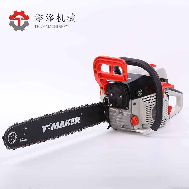 Tmaker 52cc China Goedkope 2 Takt Gas Power Max Passen Carburateur Kettingzaag