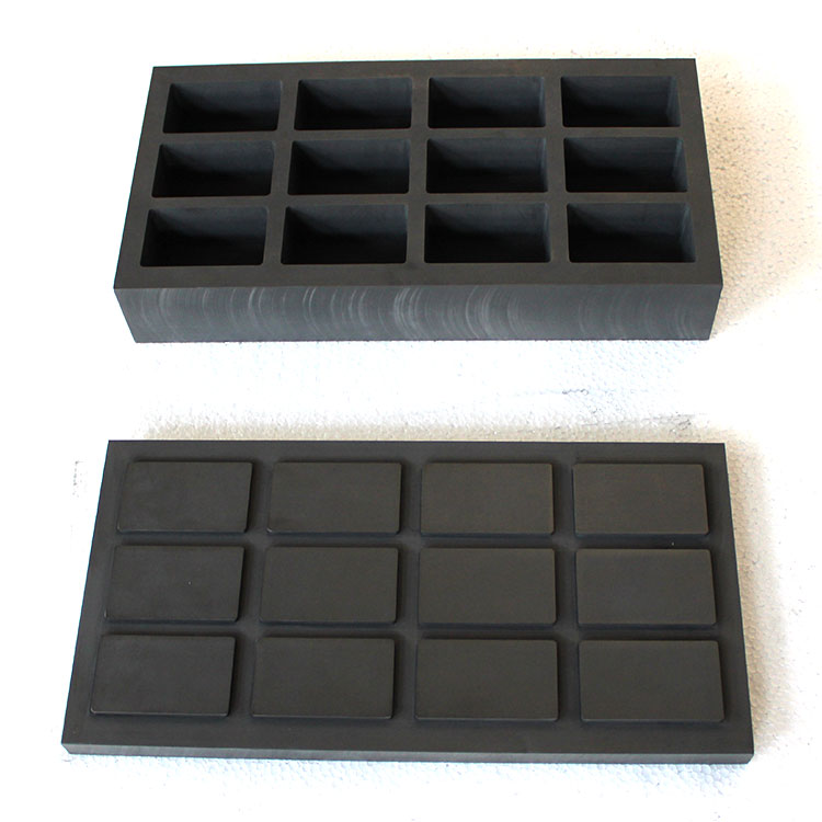 High quality gold ingot graphite molds for sale