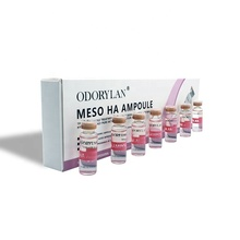 Private label ampullen für mesotherapie Meso HA <span class=keywords><strong>ampulle</strong></span> hyaluronsäure